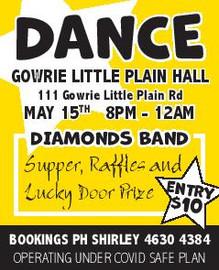 Gowrie Little Plain Hall Dance