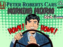Peter Roberts Cars Morning Horn