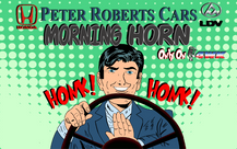 Peter Roberts Cars Morning Horn