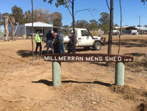 Millmerran Men's Shed Open Day Meet and Greet