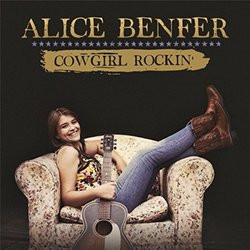 Alice Benefer- 'Cowgirl Rockin' is performing at the Gowrie Little Plain Hall