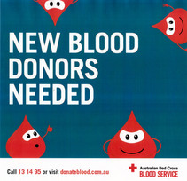 Red Cross Seeking New Blood Donors