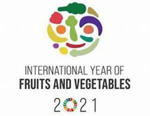 2021- the International Year of Fruits and Vegetables