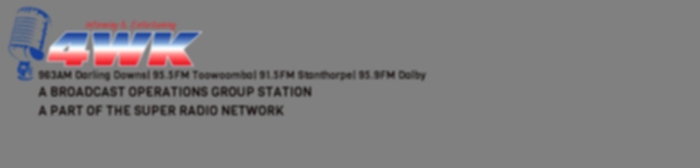4WK - News, Talk, Sport. Part Of Your Life- 963 AM, 95.5 FM