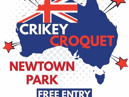 West Toowoomba Croquet Club Australia Day Celebrations