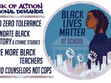 Our Mini-Toolkit: Black Lives Matter at School Week of Action!