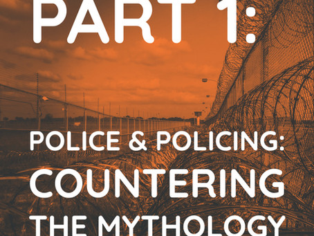PART 1: Police, Prisons, and Abolition: A Guide for Families Conversing Critically with Kids