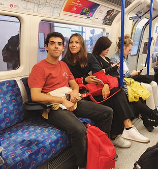 Viagem de Estudo a Londres