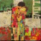 Acrylic- Painting like Gustav Klimt.JPG