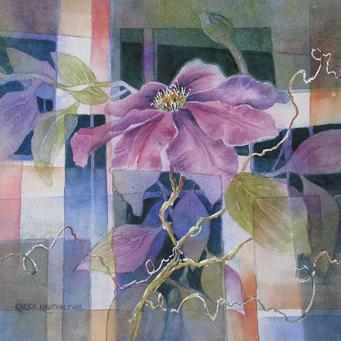 Illusionary Effects for Floral Paintings - PDF Lesson #7