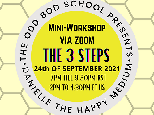 Mini Workshop on The Three Step's BST