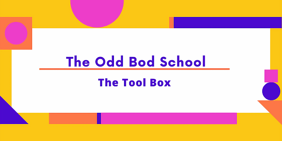 The Tool Box (In person)