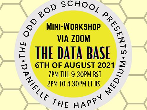 Mini Workshop on the Date Base! BST