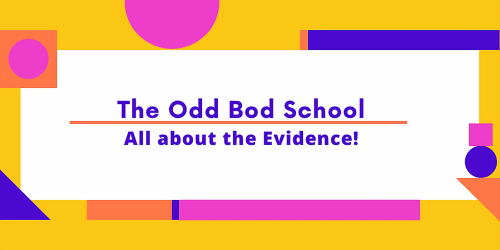 All about the Evidence!