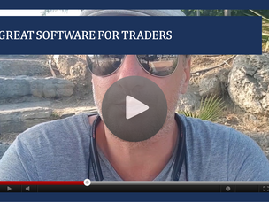 #122: [VIDEO] GREAT SOFTWARE FOR SERIOUS TRADERS