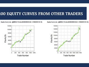 #127: CHECK OUT THESE 100 EQUITY CURVES FROM OTHER TRADERS