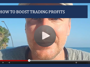 #119: [VIDEO] HOW TO BOOST TRADING PROFITS