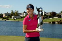 Lydia Ko, Winner - 2015