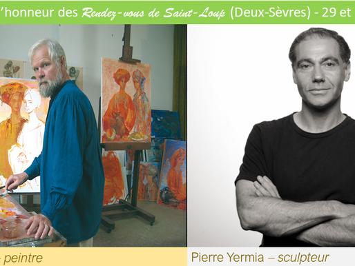 Zoom sur... Hervé Loilier et Pierre Yermia invités d'honneur 2019