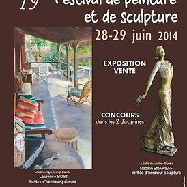 aintloup I festival I peinture I 2014