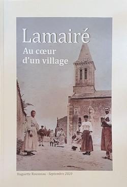 le livre sur Lamairé