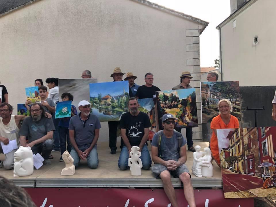Remise des prix festival rendezvoussaintloup 2018