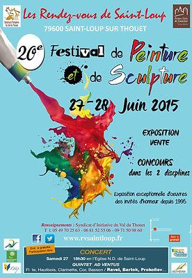 aintloup I festival I peinture I 2015