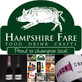 Borough Market with Hampshire Food Fare! Friday 7th and Saturday 8th of June.