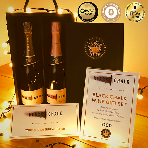 BLACK CHALK GIFT SET