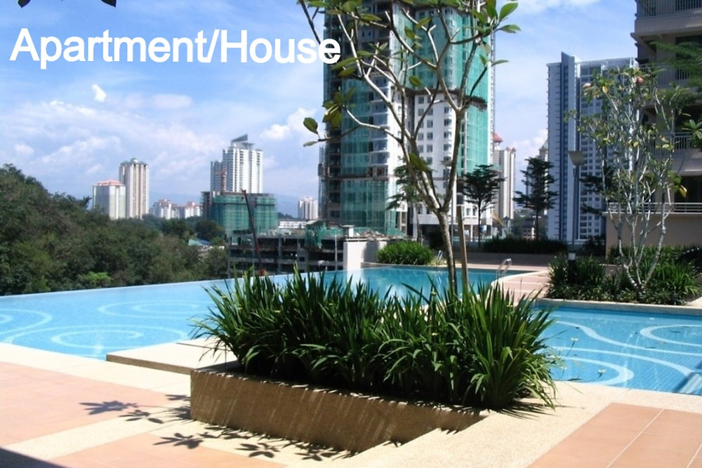 Renting a house or whole unit of an apartment