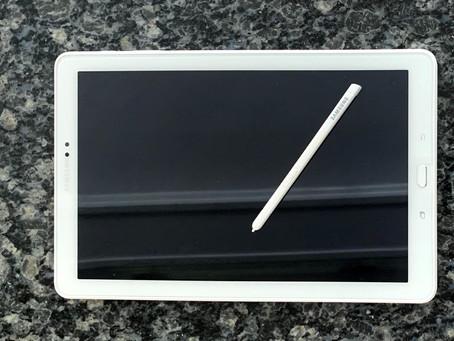Samsung Galaxy Tab A 10.1 (With S Pen)
