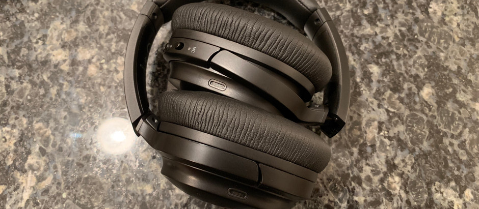Cowin SE7 Active Noise Cancellation Headphones