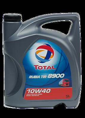 total Омега Сервис масло Тотал  RUBIA TIR 8900 10W-40
