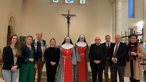 Inauguration de l'Institution Sainte Jeanne de France Villeneuve/Lot