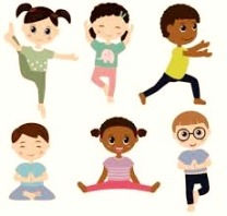 6 x Toddler Yoga Sandford