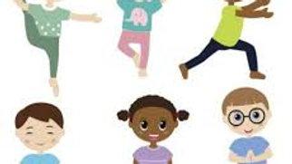 6 x Toddler Yoga Sessions eVoucher