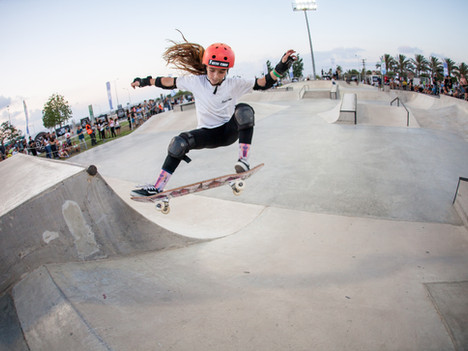How the Jerusalem Skater Girls went from two to 33 members