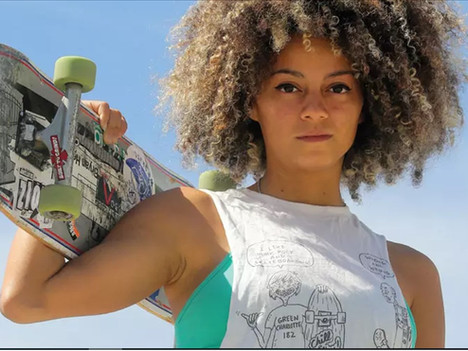 GENDER EQUALITY AND EQUAL PAY - THROUGH SKATEBOARDING