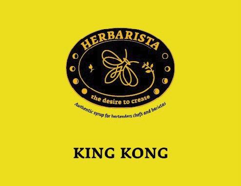 Сироп King Kong (Банановый сок с мякотью)