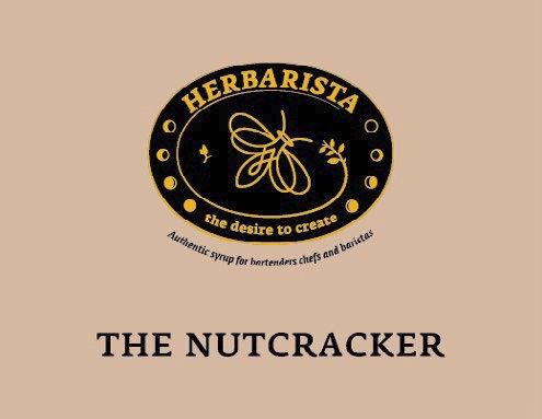 Сироп The Nutcracker (Лесной орех с черным орехом)