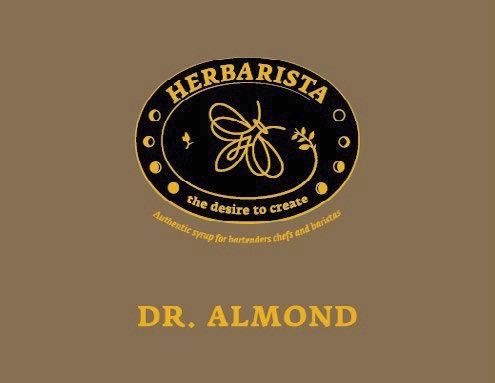 Сироп Dr. Almond (с миндальной пастой и эссенцией)