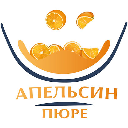 Пюре Апельсин