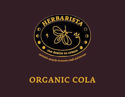 Сироп Organic Cola (Органический вариант колы)