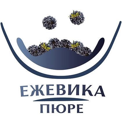 Пюре Ежевика