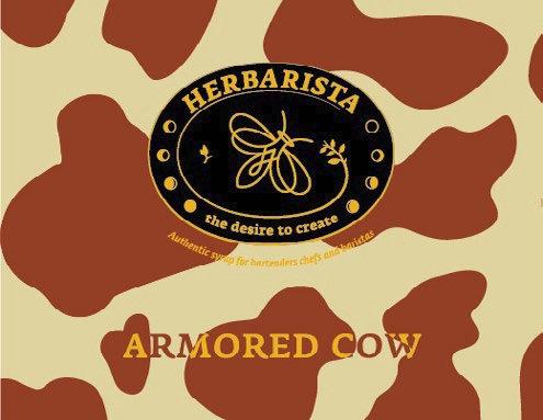 Сироп Armored Cow (Сгущенное молоко)