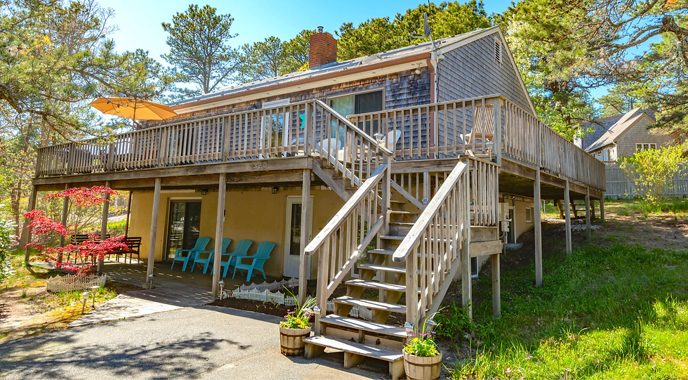 Cove View Cottage for sale - vacation home on Cape Cod