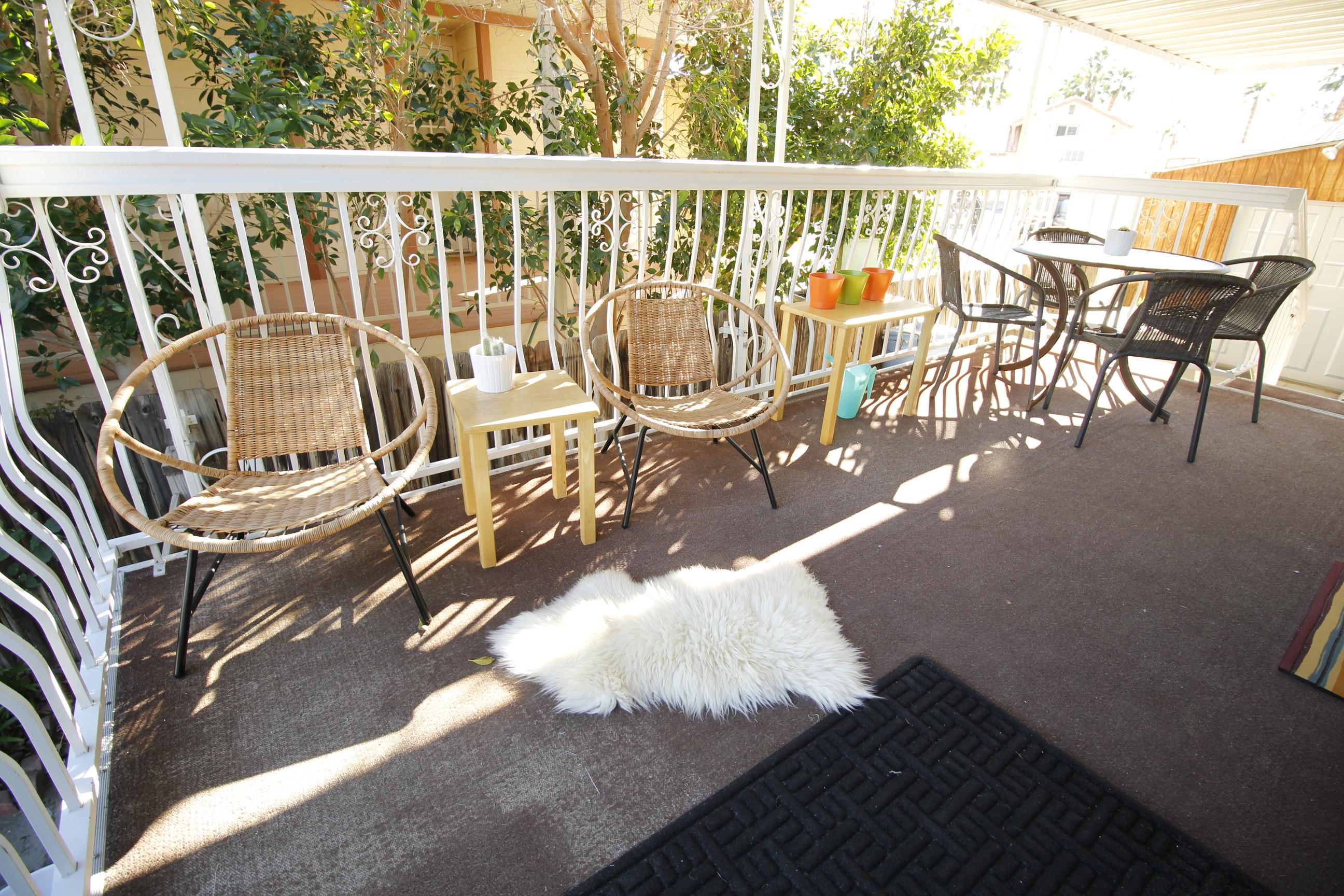 Retro Mod Pod vacation rental