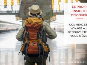 Commencez le voyage à la découverte de vous-même !