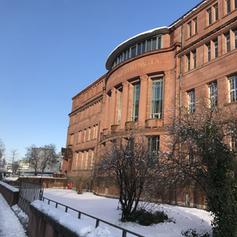 University of Freiburg city center campus