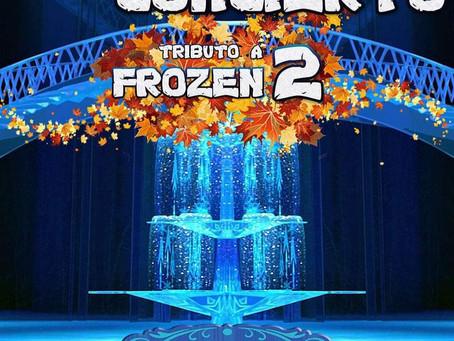 """Tributo a """"Frozen2"""", un evento para toda la familia."""
